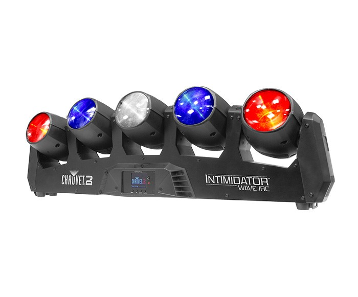 Intimidator Wave IRC by CHAUVET DJ