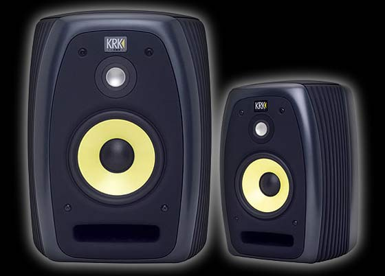 The KRK Expose E8B DJ monitors sets the standard in monitoring through high grade materials